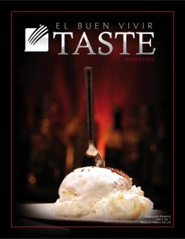 Taste Magazine # 1-01