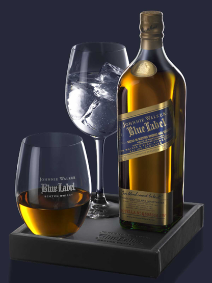 Johnnie Walker Blue Label Cake http://gustobuenvivir.com/2012/04/20/johnnie-walker-blue-labelnotas-de-cata/