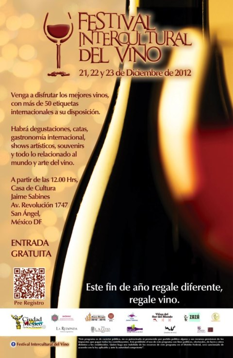 festival del vino diciembre